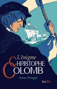 couverture Enigme de Christophe Colomb