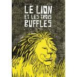 Le-lion-et-les-trois-buffles