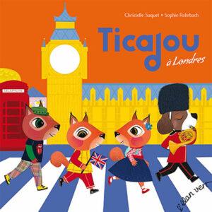 couverture Ticajou à Londres